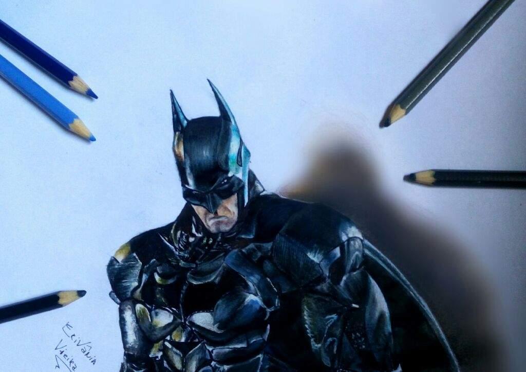 Treinando Realismo Batman Academia De Artes Amino