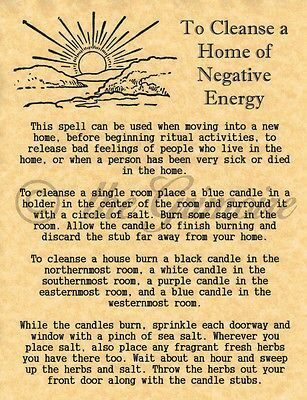 How To Cleanse Bad Energy From Your House Ace Energy
