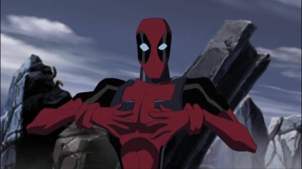 Poster UNFRAMED Deadpool Gift Marvel Comics TV Show Film Movie Cartoon Picture