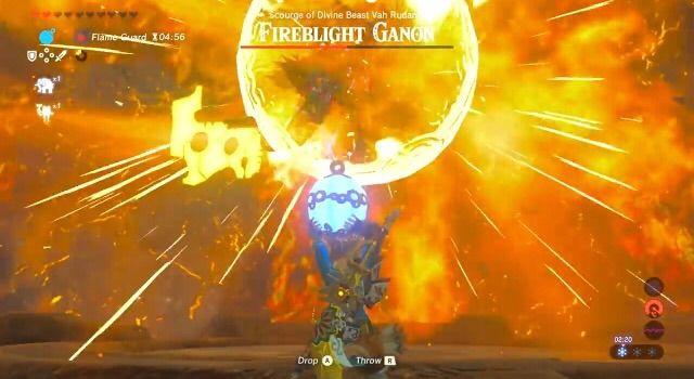 Fireblight Ganon Wiki Zelda Breath Of The Wild Amino Amino