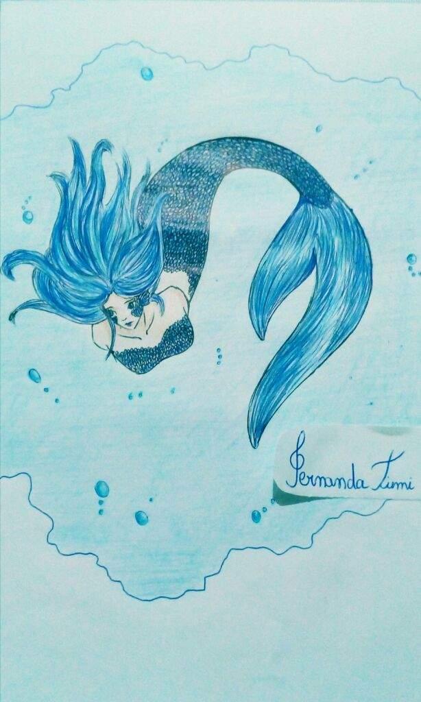 Sereias Desenhistas Do Amino Amino
