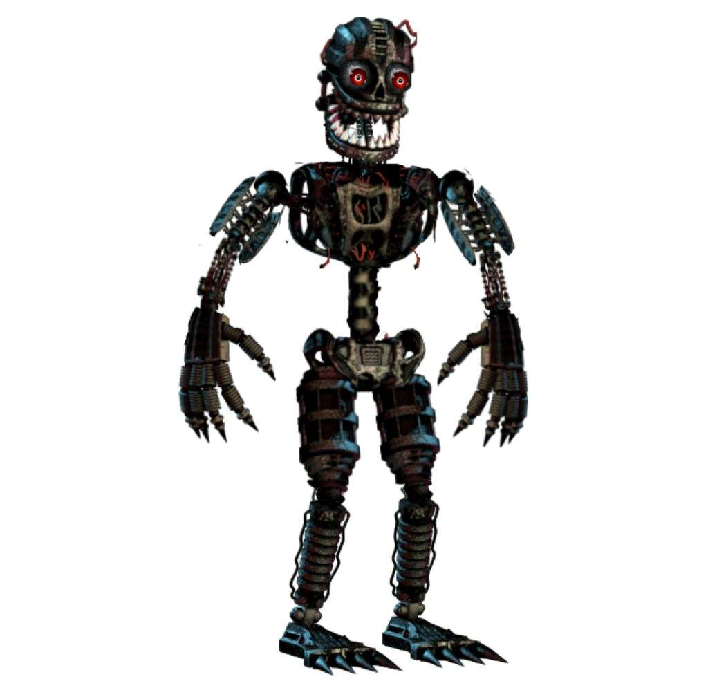 nightmare endoskeleton five nights at freddys amino