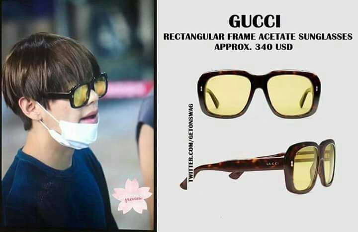 How Much Does All Taehyung S Gucci Products Cost 💰 Army