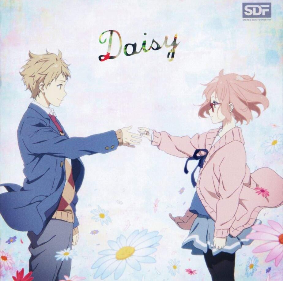 Kyoukai No Kanata Daisy Tradução Anime Evolution Amino