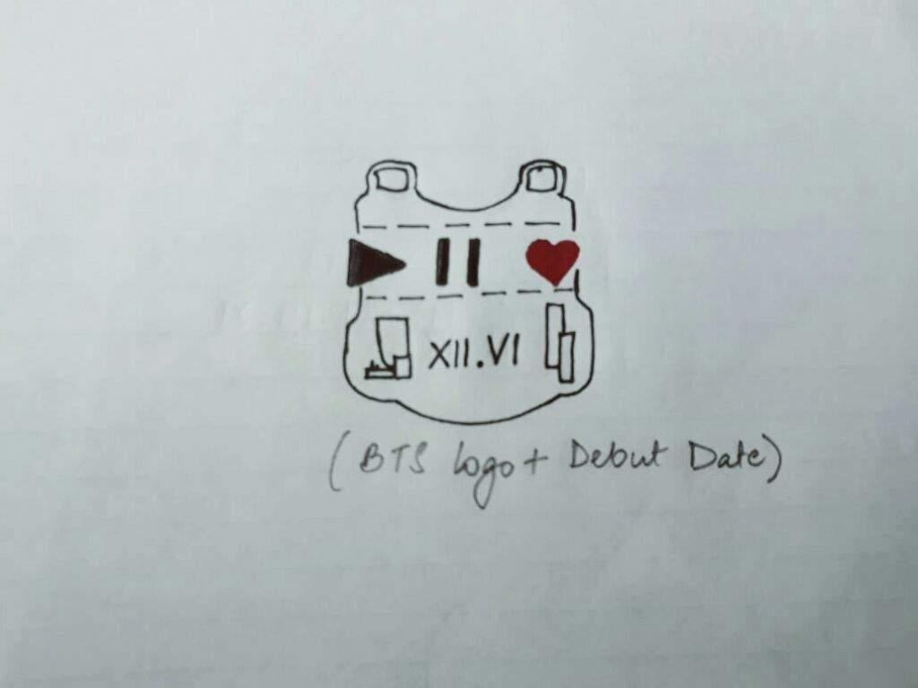 Bts Inspired Tattoo Designs Pt 2 Armys Amino