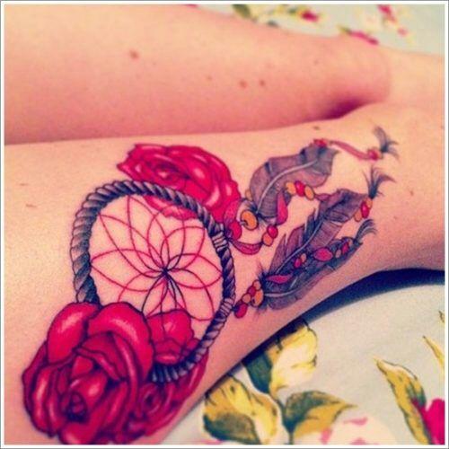 Tatuaje De Atrapasuenos Y Significado Para Mujeres Amistad Amino