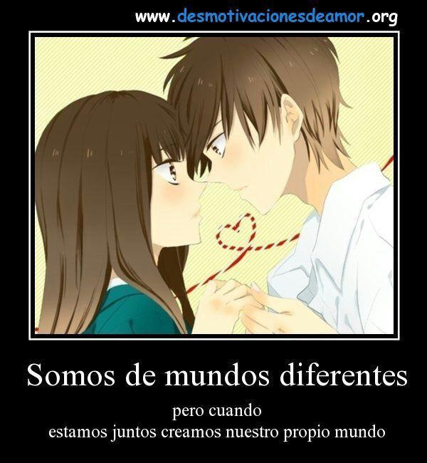 Amor Eterno Anime Con Frases