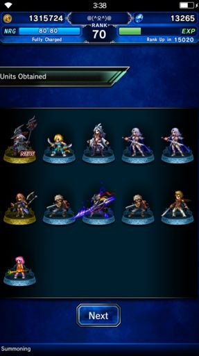 PSA: Nox and Switch Control users | FFBE AMINO Amino