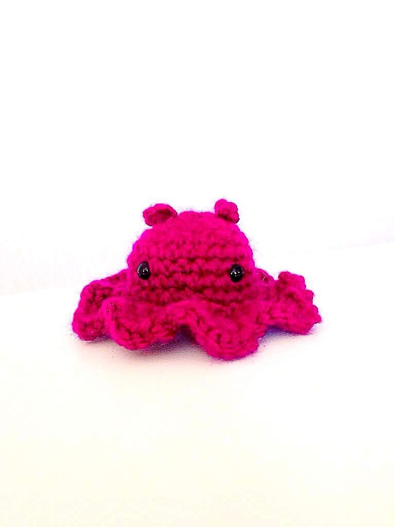 orange dumbo octopus by mohu | Octopus crochet pattern, Crochet ... | 1024x768