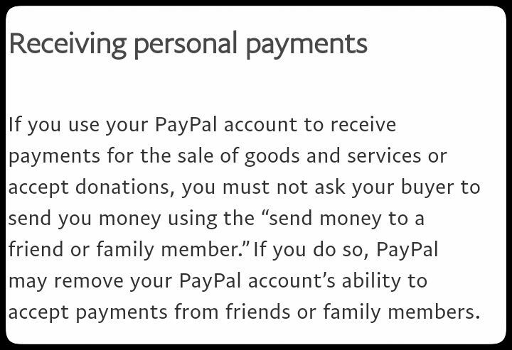 PayPal for Commissions   Wiki   Furry Amino