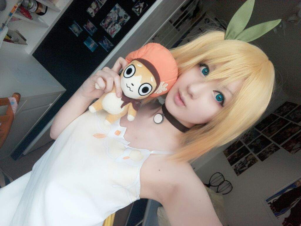 Edna Child Version Tales Of Zestiria The X Cosplay Amino
