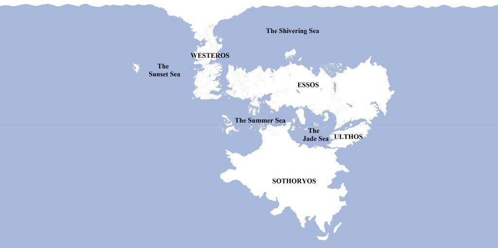 Are westeros and sothoryos connected thrones amino are westeros and sothoryos connected gumiabroncs Choice Image