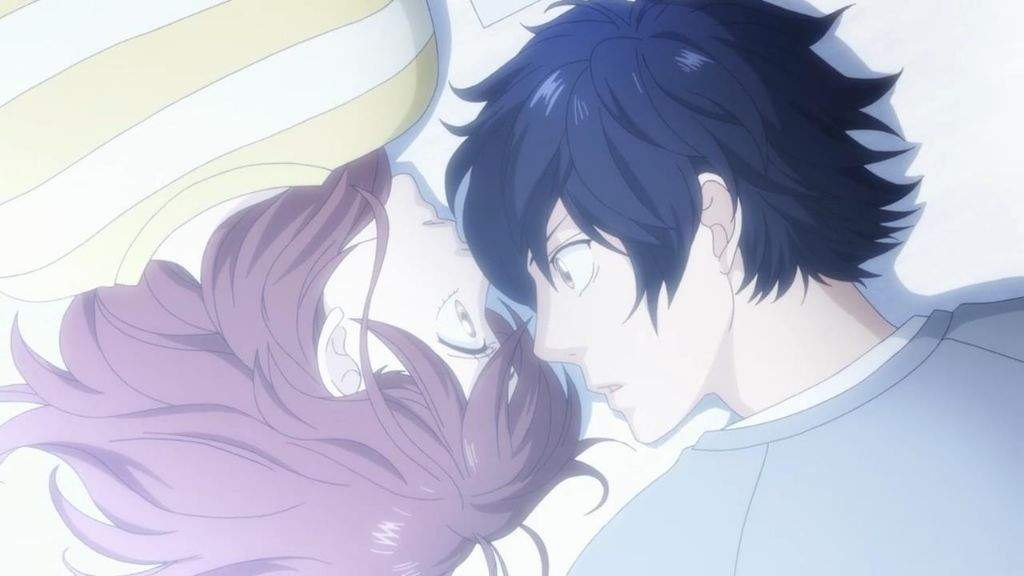 Who Do You Think Is The Best Anime Couple