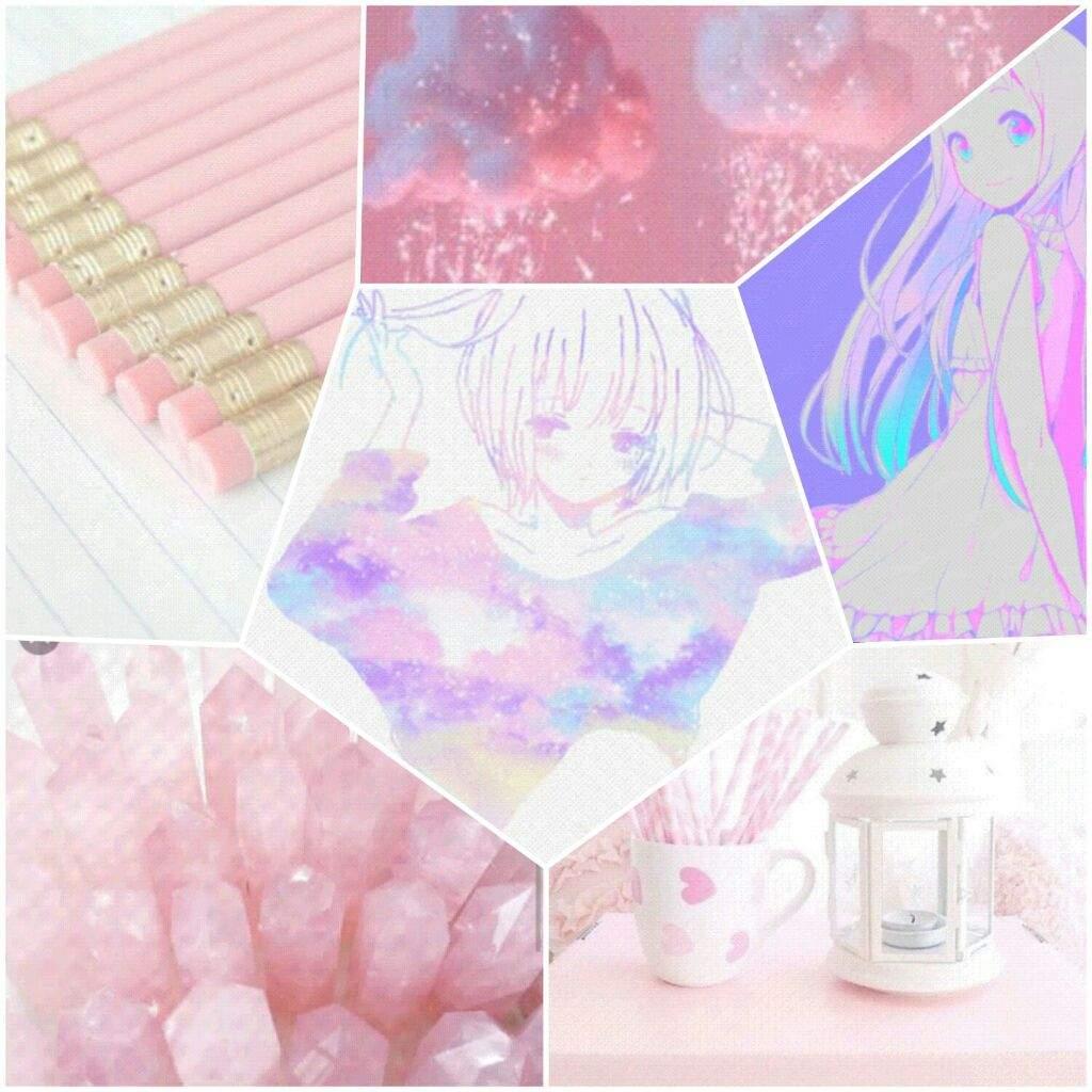 My First Collage~ | Kawaii Amino Amino