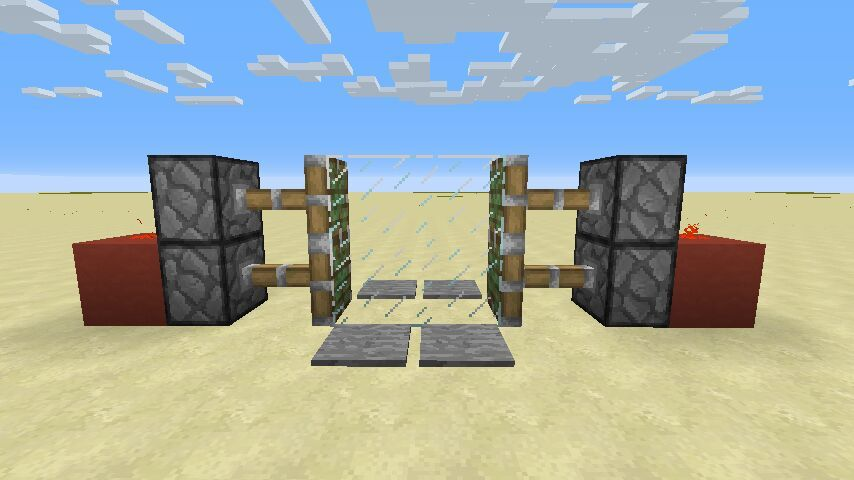 You have made a functional 2x2 piston door for your world!  sc 1 st  Amino Apps & Simple Compact 2x2 Piston Door | Minecraft Amino pezcame.com