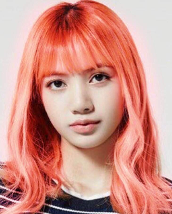 Tested Hair Colors On Lisa Blink 블링크 Amino