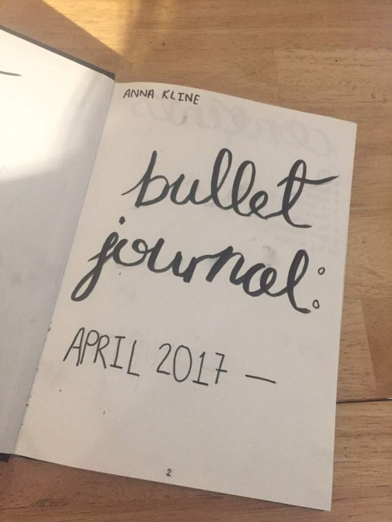 the word journal