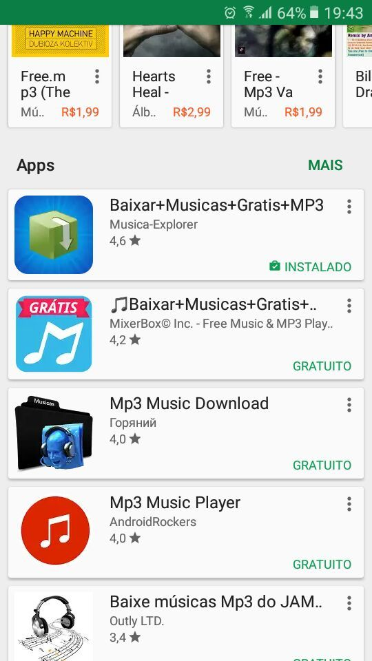 como fazer download de musicas do youtube em mp3