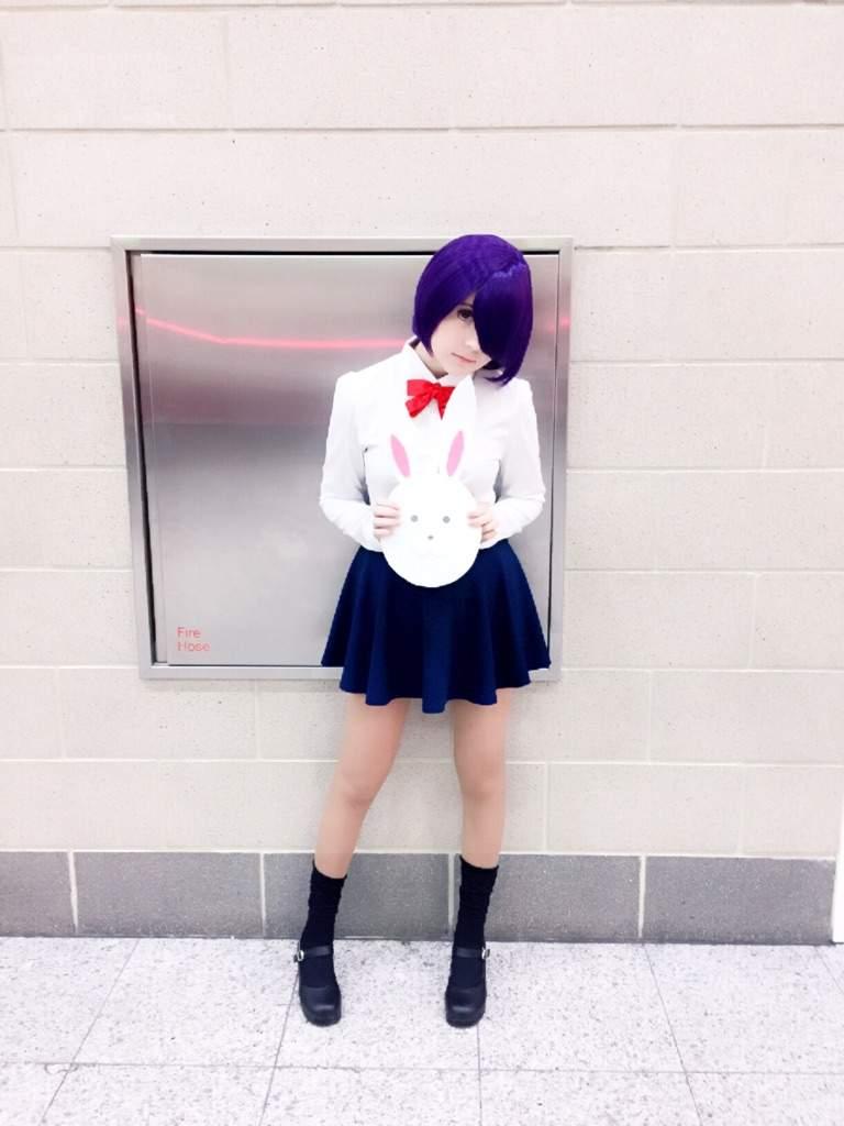 Touka Kirishima From Tokyo Ghoul Cosplay Cosplay Amino