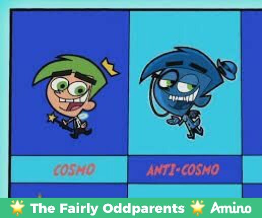Fairly Oddparents Poof Concept Art