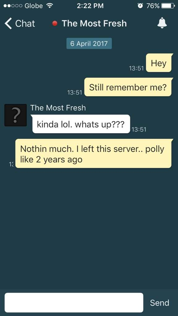 The app I use to chat friends in NA   League Of Legends Official Amino