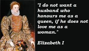 Some Queen Elizabeth I Quotes World History Amino