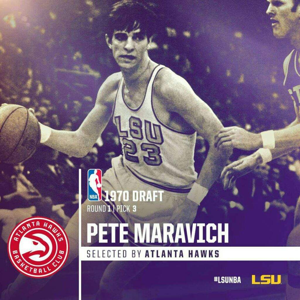 Pete Maravich The Pioneer Playmaking