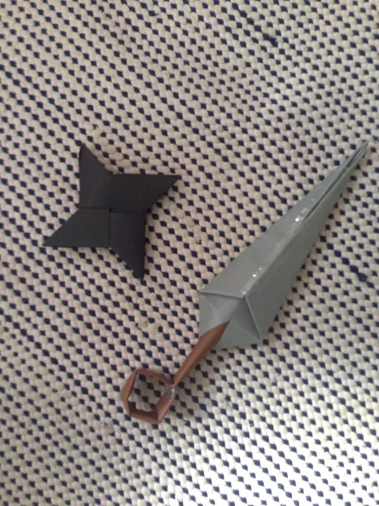 Origami Weapons Naruto Amino