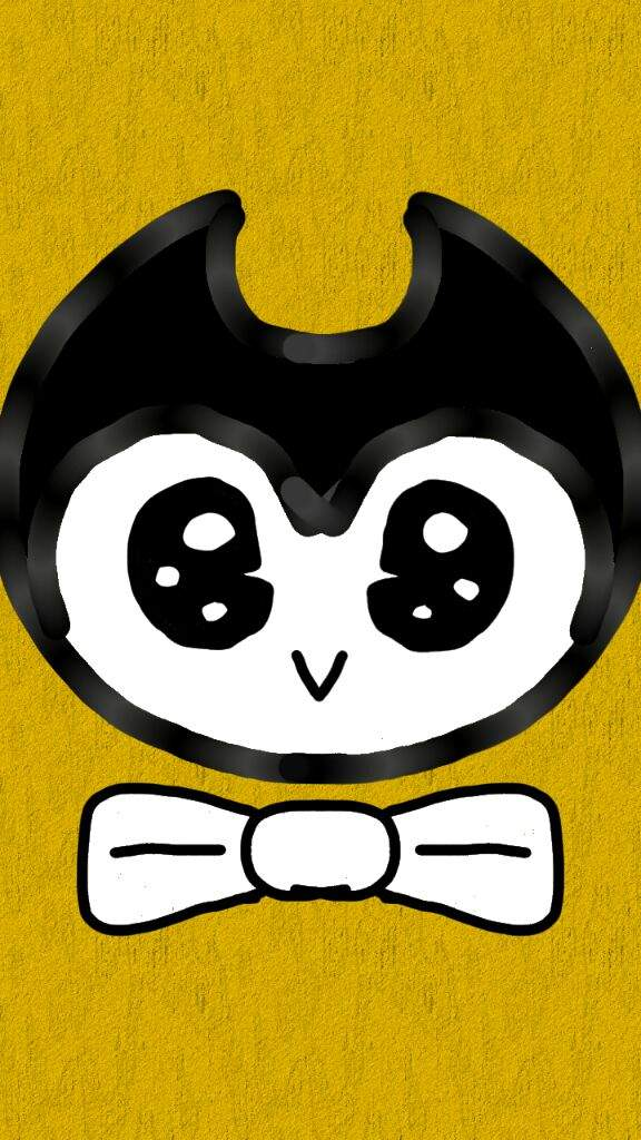 Wallpaper De Bendy Kawaii Bendy And The Ink Machine