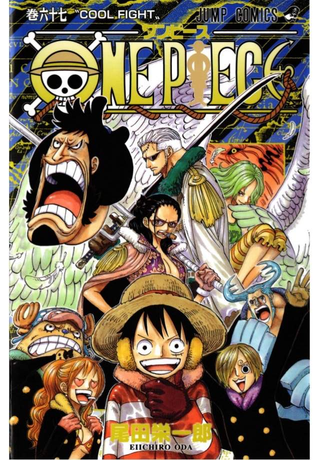 TOP 10 VOLUME COVERS   One Piece Amino