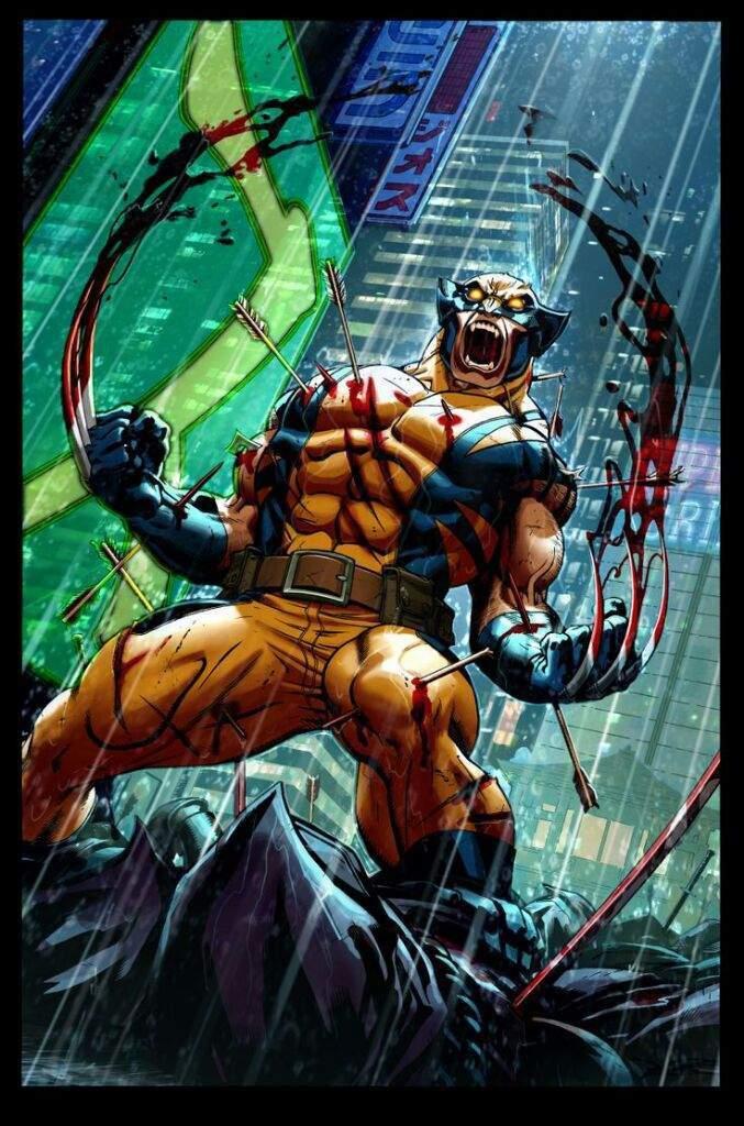 Wolverine (Berserker Rage) vs The Flas | Comics Amino