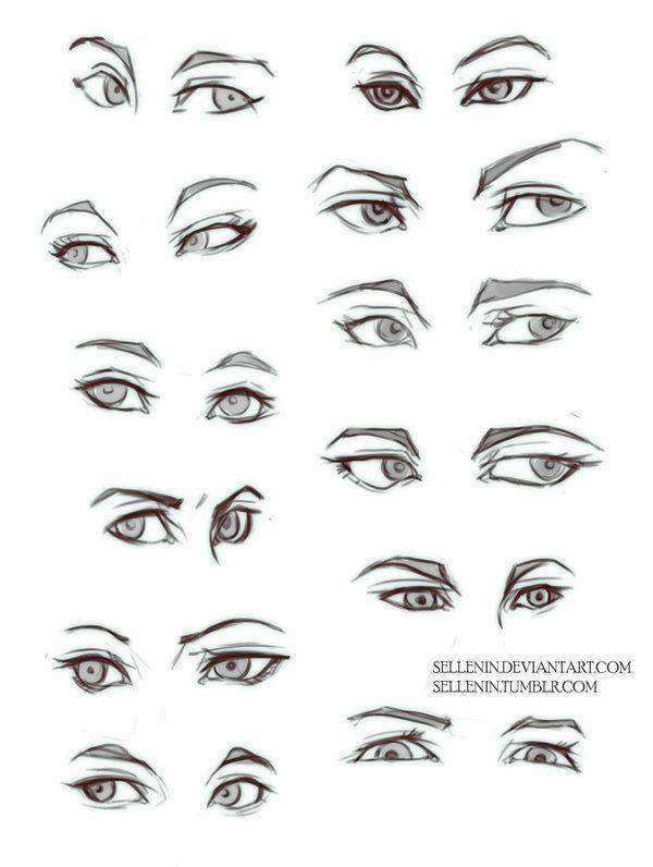 eye practice drawing tip anime amino