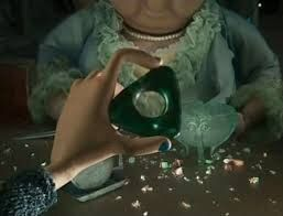 Coraline Seeing Stone Charm Crafty Amino