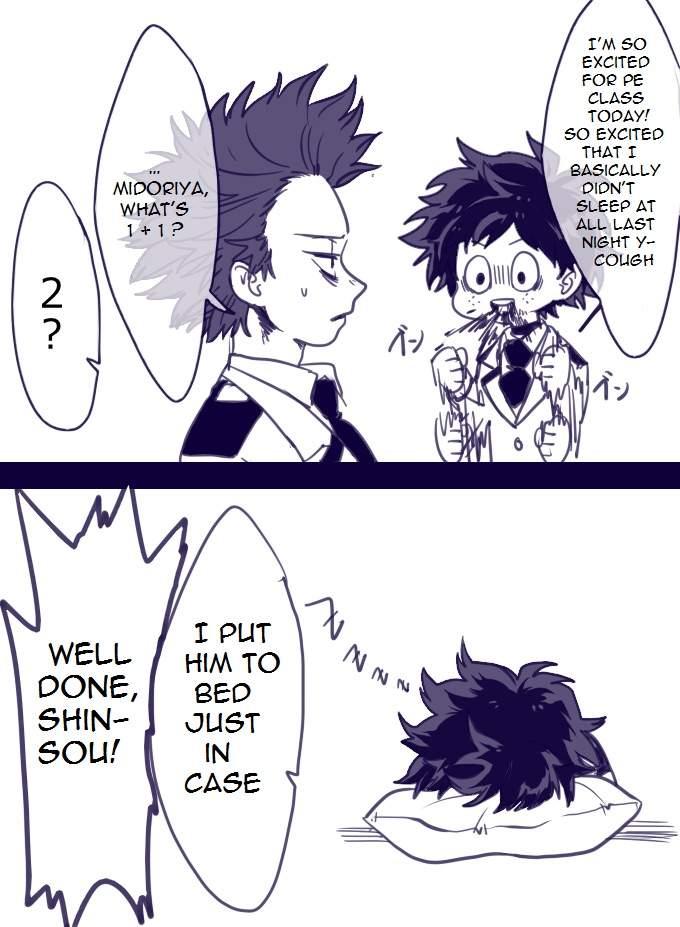 Sick deku | My Hero Academia Amino
