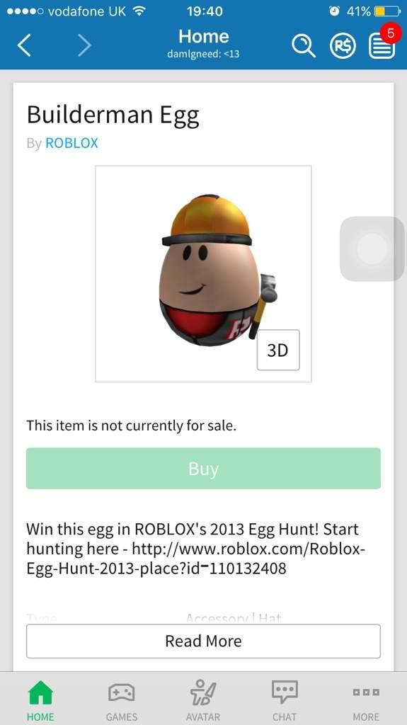 Builderman Returns Roblox Amino