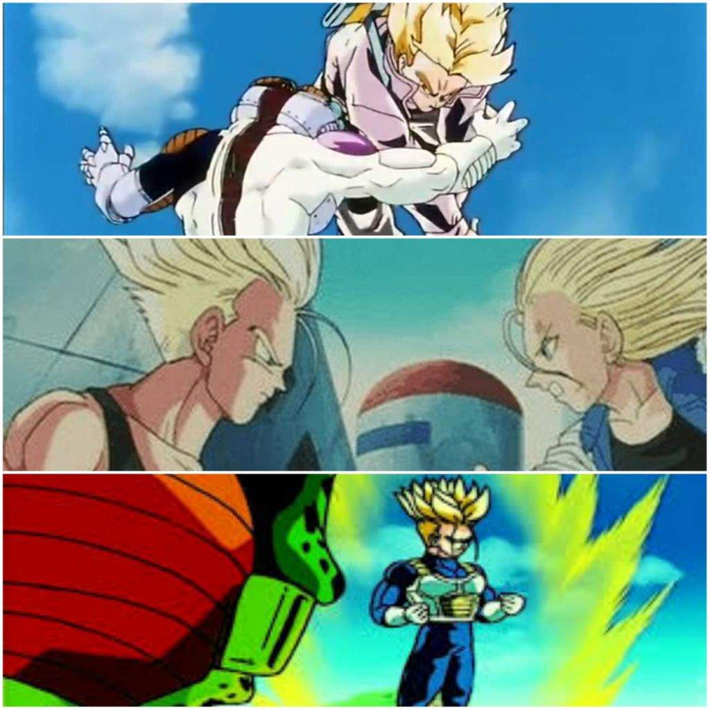 3 reasons why trunks is so awesome