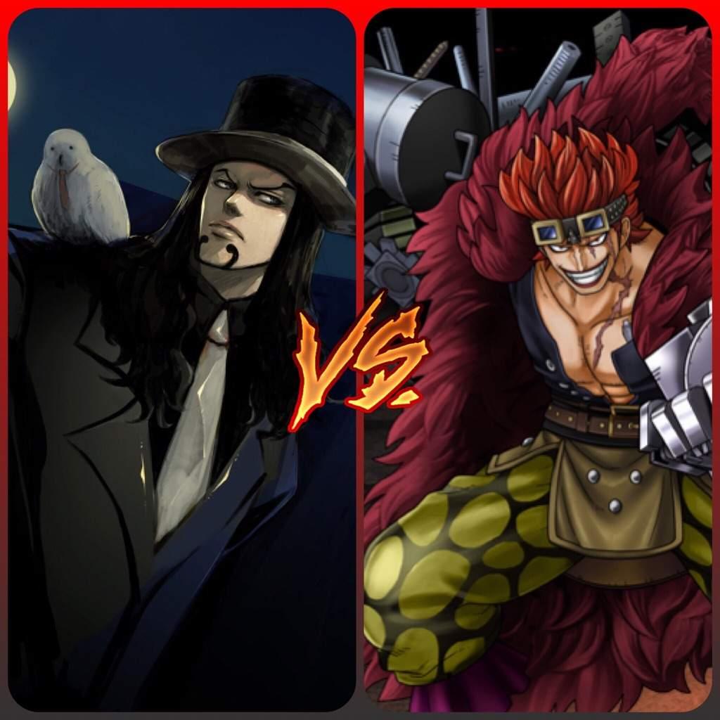 Weekly Random Fight Polls #16: Eustass