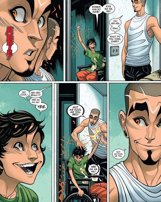 Why I Love Robbie Reyes aka The Ghost Rider!   Comics Amino
