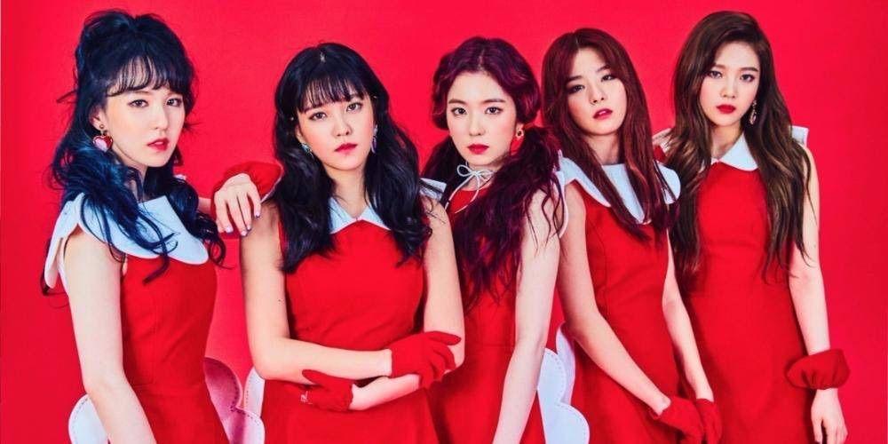 Red Velvet Picture