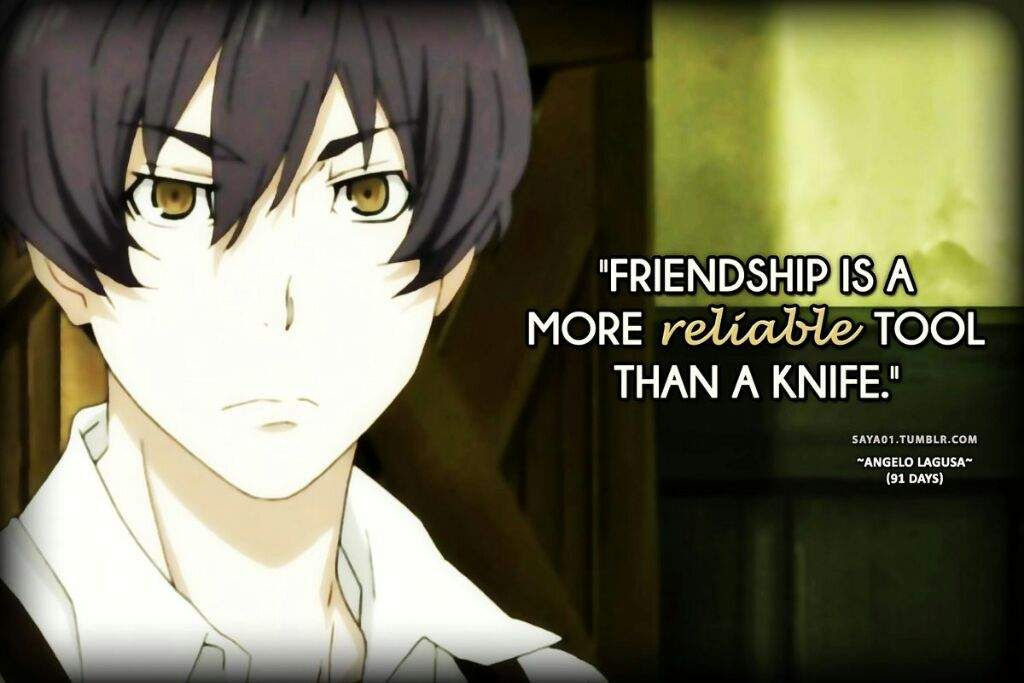 Anime QuotesFriendship Anime Amino Gorgeous Anime Quotes About Friendship