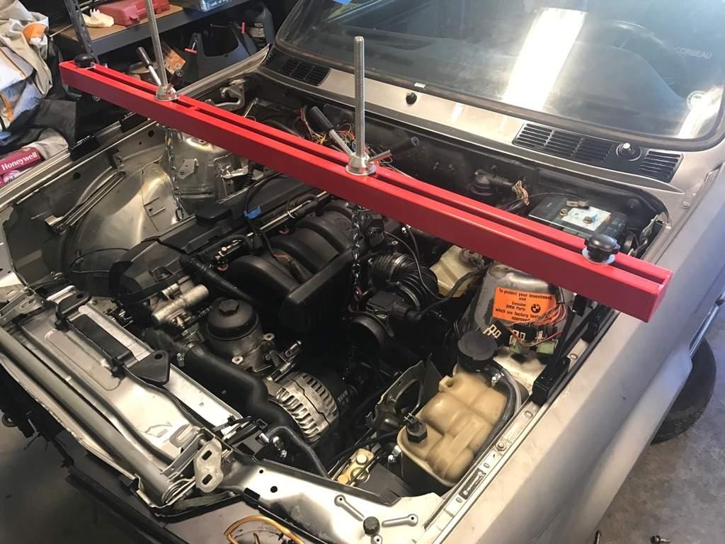 Bmw E30 M52 Swap Pt 7 Garage Amino