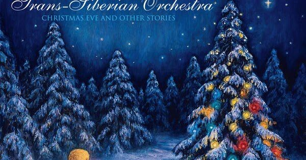 Trans Siberian Orchestra Christmas Eve and Other Stories Album Review