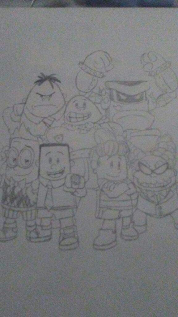 Captain Underpants Movie Drawing Captain Underpants Movie Amino Amino