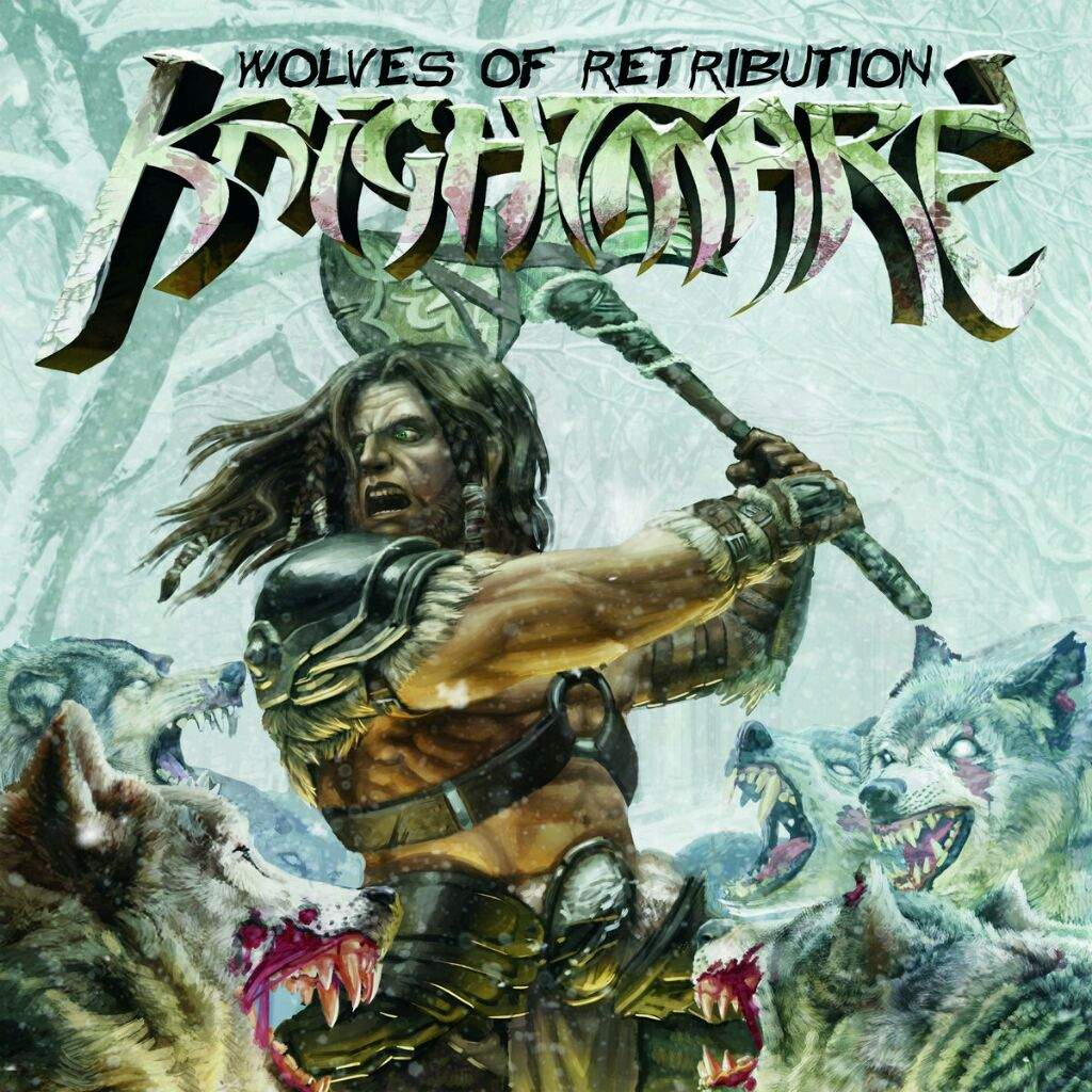 Knightmare - Wolves Of Retribution : Review & Opinions | Metal Amino