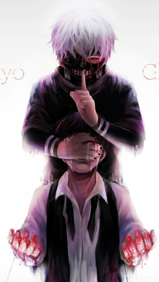 Fondos De Pantalla De Tokyo Ghoul Para Celular Y Para