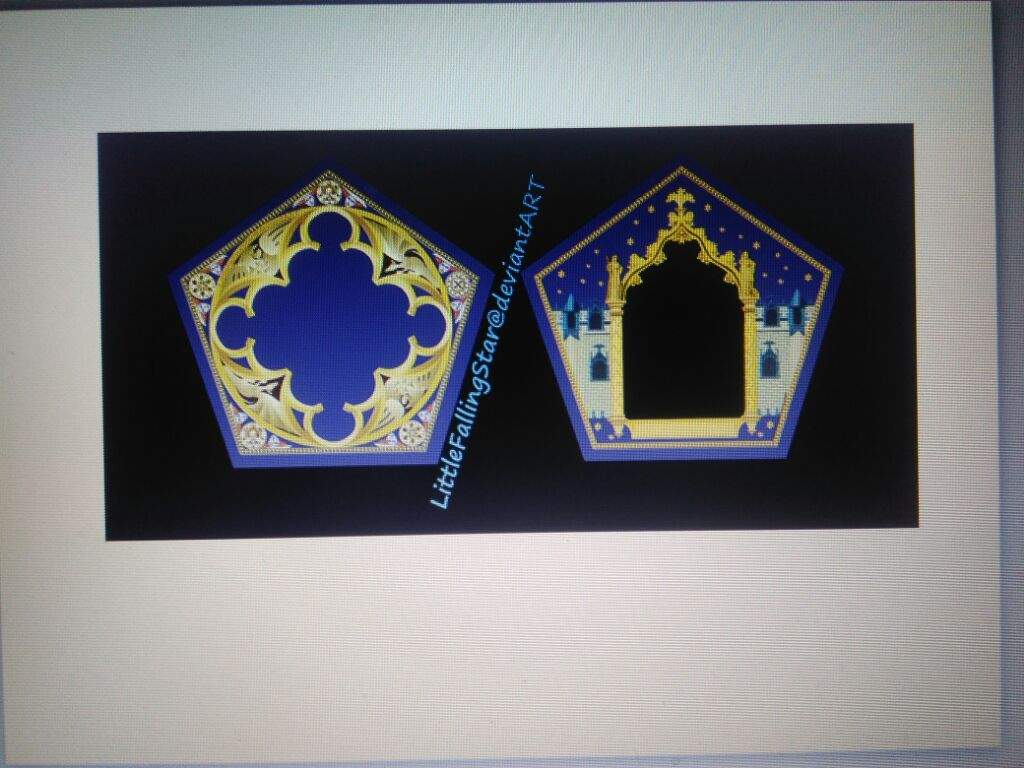 How To Get Your Face On A Chocolate Frog Card Harry Potter Amino