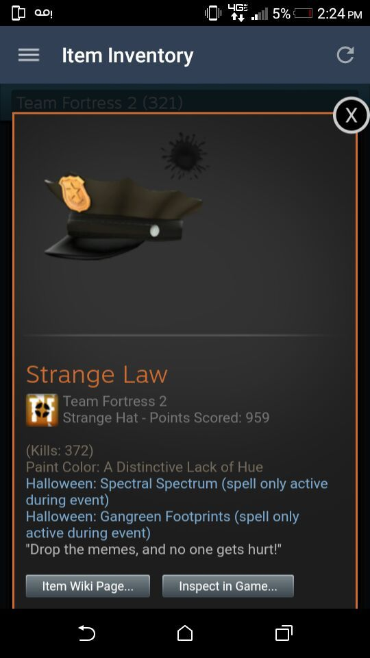 What should I name these items? | Team Fortress 2 Amino