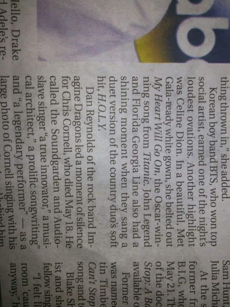 BTS in Nepali newspaper!!! 😱😱 | ARMY's Amino
