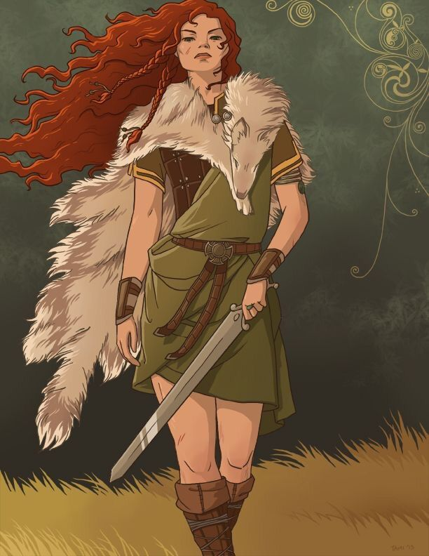 Queen Boudica of the Iceni, an Iron Age Celtic tribe | Pagans & Witches Amino