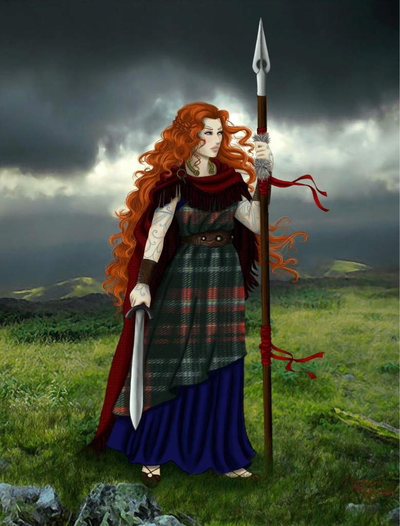 0926796aa Queen Boudica of the Iceni, an Iron Age Celtic tribe | Pagans ...